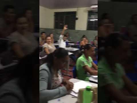 Prof. Delgado Junior - Em Brejinho de Nazaré-TO.