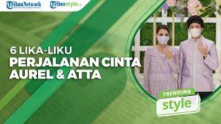Aurel Hermansyah Telah Resmi Dilamar Raja YouTuber Indonesia, Atta Halilintar