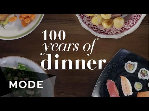 100 Years of Family Dinner