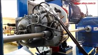 Peugeot 408 Otomatik Şanzıman(ZF4HP20) Tamir ve Final Testi - [ATCO]