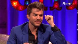 2015-06-05 Adam Lambert on Chatty Man