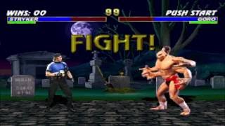 Stryker vs Goro Double Flawless HD