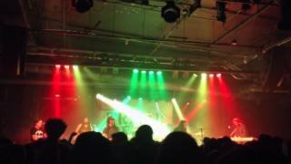 Tribal Seeds - Lonely Night (New Song)(Live @ Baltimore Soundstage In Baltimore,MD) 3-22-14