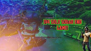 First win of the season clutch solo Vs squad!