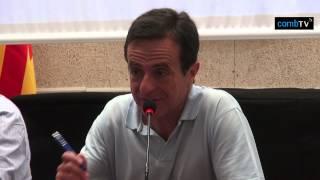 preview picture of video '04 Puigcerdà'14 - Dr. Enric Subirats. H. de Cerdanya: Presentació i benvinguda'