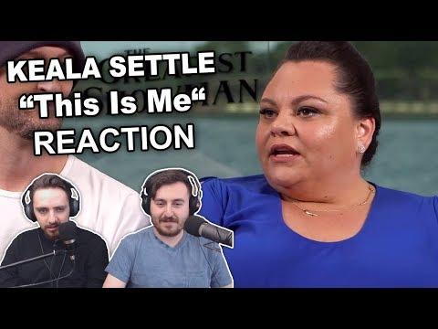 """Keala Settle - This is me"" Singers Reaction"