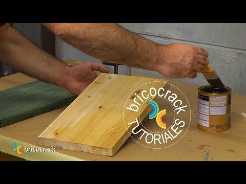 Proteger la madera en el exterior (Bricocrack)