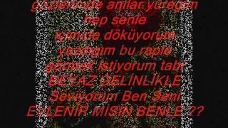 Dualarım Hep ALLaH'a - Damar Arabesk Rap 2014 RaPDaRBe Ft ZalimRapci & Chatcene Mersin Arabesk Rap