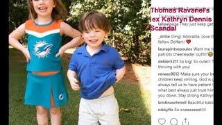 Kathryn Dennis shares photo of their children after Thomas Ravanel 's arrest