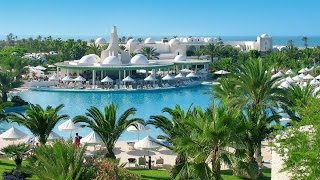 Тунис отели.Royal Garden Palace 5* All Inclusive.Обзор
