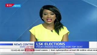 LSK Elections: Voting processes underway as four candidates battle up for the top seat