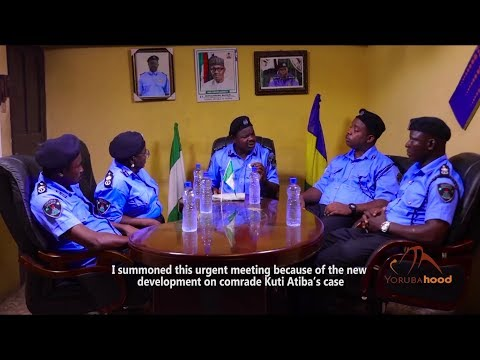 MP4: Kuti Atiba – Latest Yoruba Movie 2019 Thriller