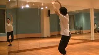 光海先生のダンスレッスン〜試験でよく出る振りと流れのレッスン⑩〜のサムネイル画像