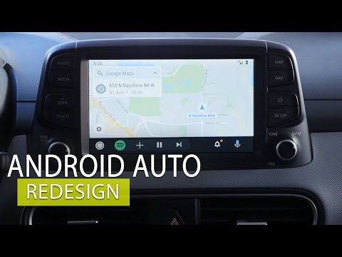 Download Android Auto 2019 Redesign Walk Through | MP3 Indonetijen