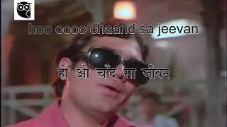 Deewana Leke Aaya Hai Dil Ka Tarana | Karaoke With Lyrics