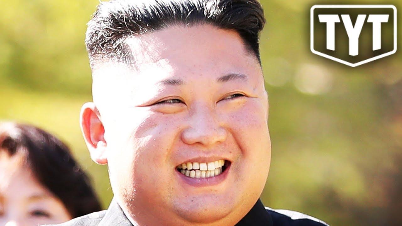 SURPRISE! North Korea Is Not Listening To Trump thumbnail