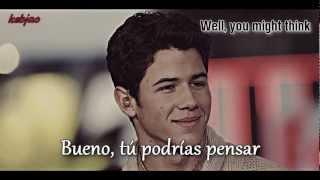 Nick Jonas   Give Love A Try [Español  Inlges]