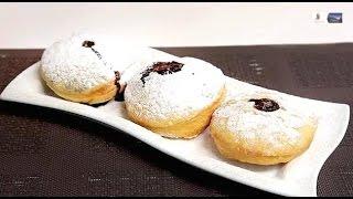 Лучшие пончики на Хануку (суфганийот). Рецепт Уриэля Штерна