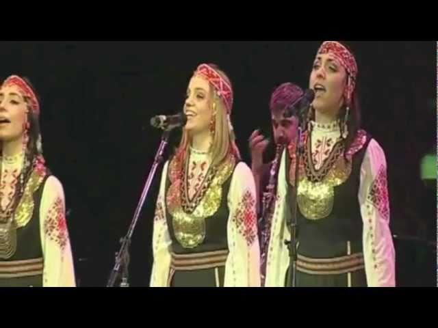 Berklee International Folk Festival-The Music Of Serbia and Bulgaria*Ederlezi*