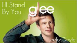 Ill Stand By You - Glee (Video)