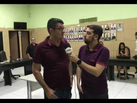 Presidente eleito da Câmara de Livramento fala ao Portal Paraíba Mix