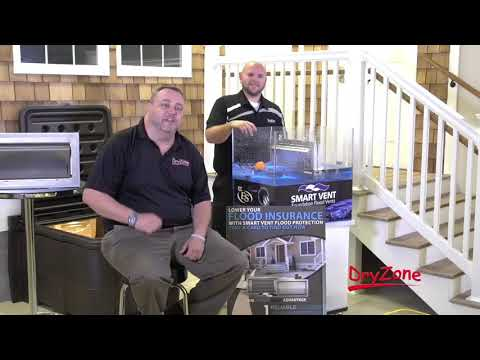 Dry Zone: Protect Your Home & Lower Flood Insurance Costs with  Smart Vent Thumbnail