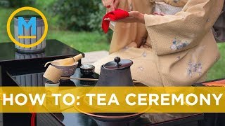 Here's How To Host A Proper Japanese Tea Ceremony   Your Morning