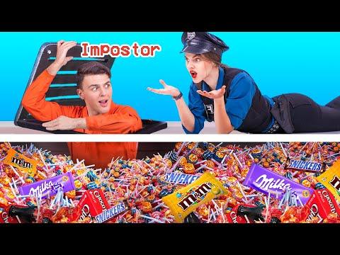 11 तरीके जेल में खाना छुपाने के !