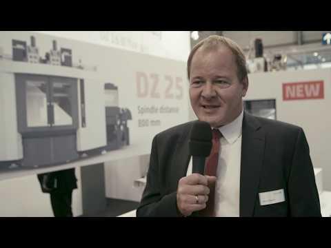 Bernd Hilgarth I DZ 25 P five axis