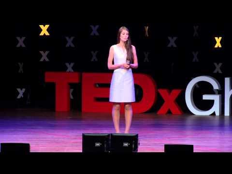 High Tech in High Heels | Katrien Herdewyn | TEDxGhent