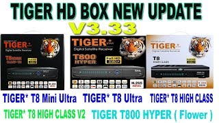 Tiger T8 High Class Update - Video hài mới full hd hay nhất