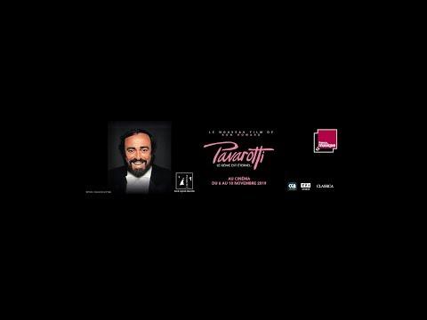 Pavarotti : Le nouveau film-hommage de Ron Howard, au cinéma du 6 au 10 Novembre 2019 (VOSTFR)