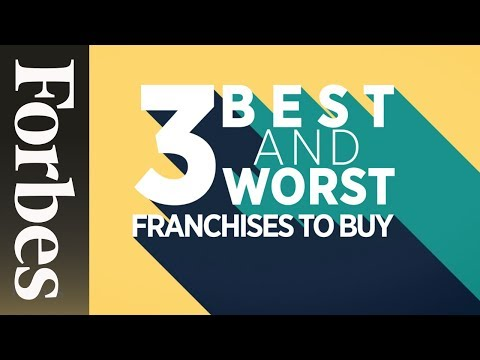 The 3 Best and Worst Franchises To Own