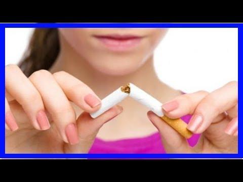 Ob auch die Konstipation Rauchen aufgegeben hat kann sein