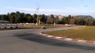 preview picture of video 'Ariadna López (Julio 2010 - Karting Sallent)'