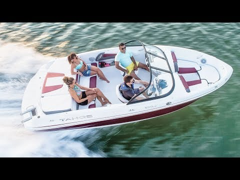 TAHOE Boats: 500 TS Runabout Boat
