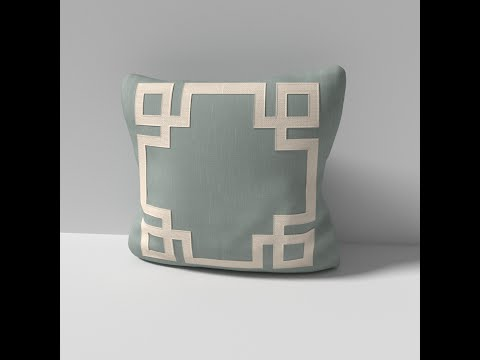 Creating a Pillow in Blender