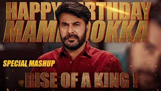 Rise of a King | Mammootty Birthday Special Mashup | LINTO KURIAN
