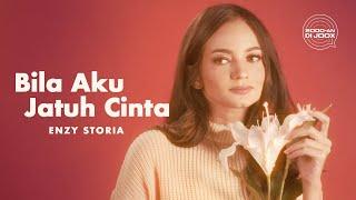 Enzy Storia - Bila Aku Jatuh Cinta | Official Lyric Video