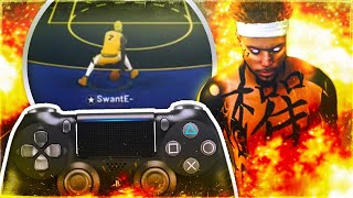 BEST DRIBBLE MOVES TO GET ANKLES! HOW TO DRIBBLE LIKE STEEZO THE GOD /w HAND CAM!!!(NBA 2K18 TIPS🧀)