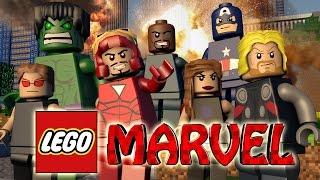 Minecraft | LEGO CHALLENGE - Lego Avengers Mod! (Marvel, Thor, Ironman, Hulk)