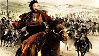 Genghis Khan  Great Khan Of The Mongol Empire And Great Destroyer