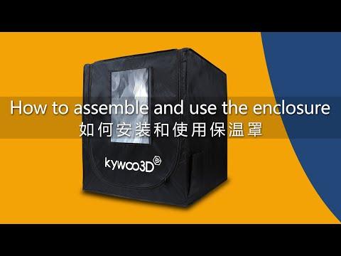 3D Printer Enclosure- Safe and Easy Installation