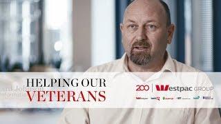 Richard Johnson - helping veterans transition into civilian life