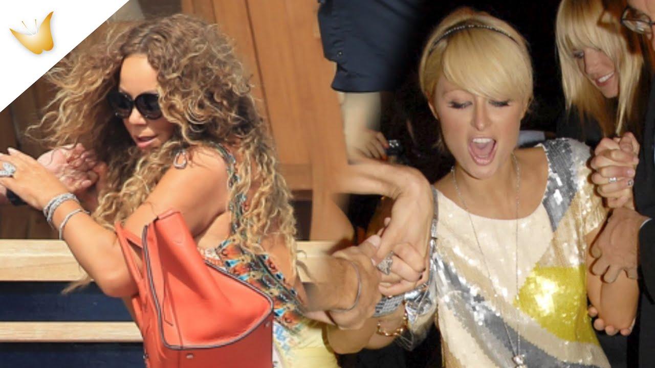 Jennifer Lawrence, Gaga y las mejores caídas de celebrities