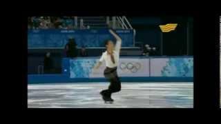 Денис Тен - бронзовый призер олимпиады в Сочи