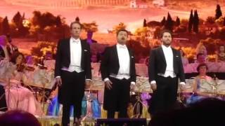 Andre Rieu in Prague: The 3 Tenors