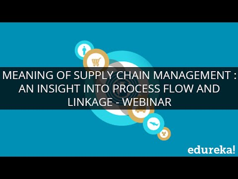 What is Supply Chain Management Tutorial | CSCA Certification ...