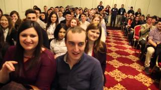 Targ de Joburi - Work and Travel USA - Bucuresti 2014