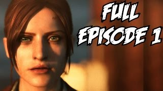 Resident Evil Revelations 2 Walkthrough Part 1 Gameplay Full Episode 1 Let's Play Playthrough Review